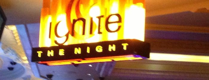 Ignite Lounge is one of LV.