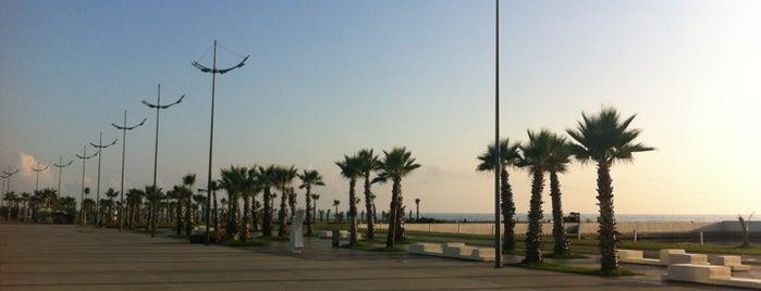 Anaklia Beach | ანაკლიის პლაჟი is one of Posti salvati di hamdi.