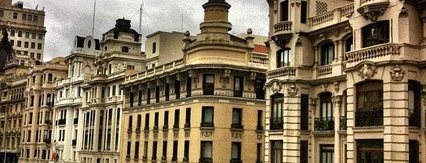 Hotel de las Letras is one of Hoteles en España.