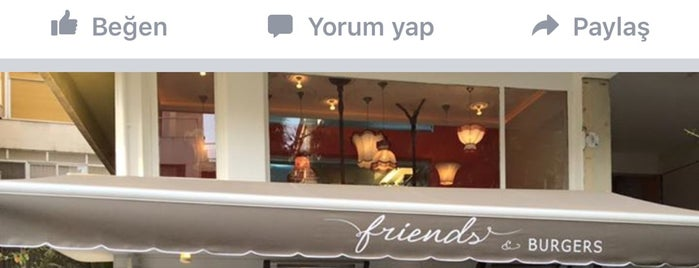 Friends & Burgers is one of İzmir.