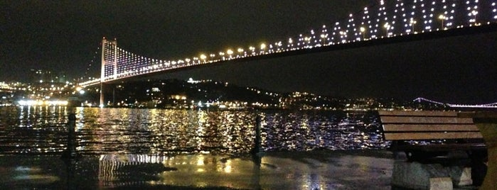 Kuzguncuk Parkı is one of Sevdiklerim.