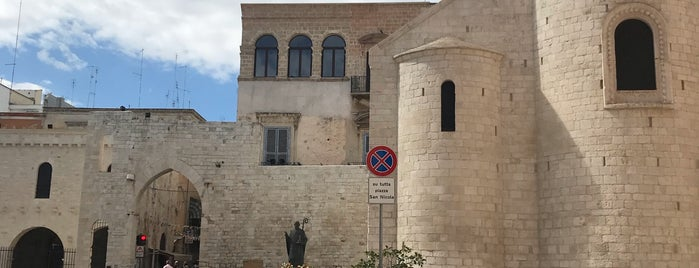 Bari Vecchia is one of Puglia Road trip.