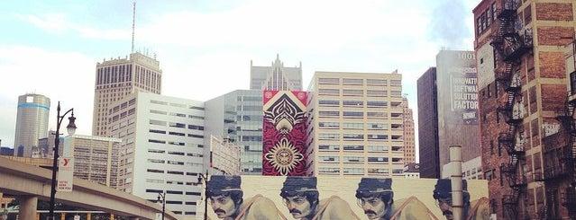 Metropolitan Building is one of detroit.