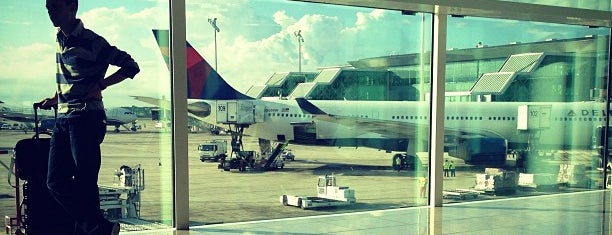 Flughafen Barcelona-El Prat (BCN) is one of Spain. Barcelona.