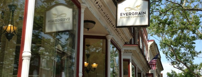 Evergrain Bread Company is one of Everything.