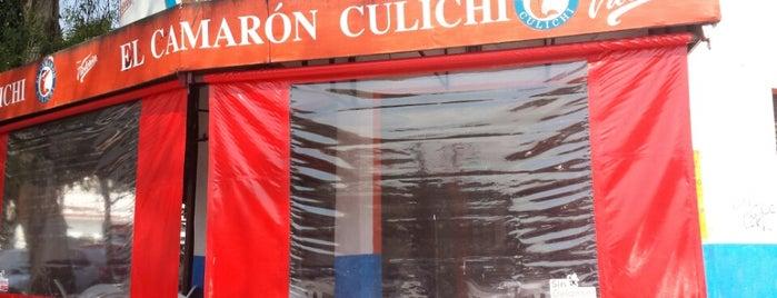 El Camaron Culichi is one of Por la Chamba.