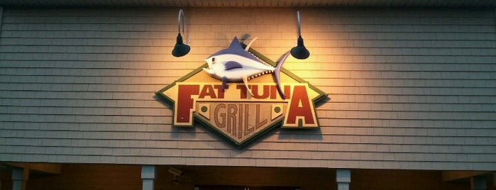 Fat Tuna Grill is one of Food.