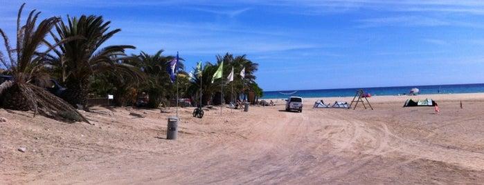 Playa de Sotavento is one of Orte, die Thomas gefallen.