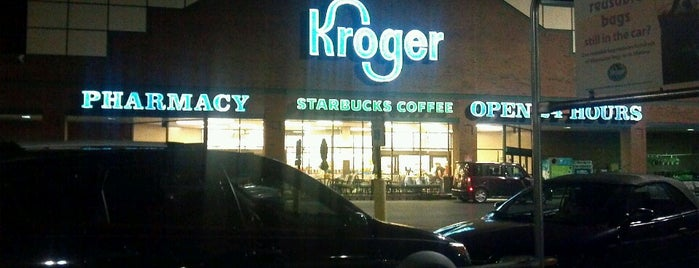 Kroger is one of Lauraさんのお気に入りスポット.