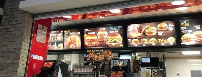 McDonald's is one of Tempat yang Disukai Marcela.