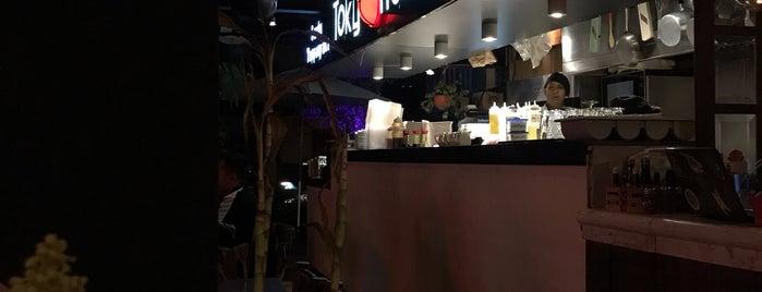 Tokyo Rose Condesa is one of Thais 님이 좋아한 장소.