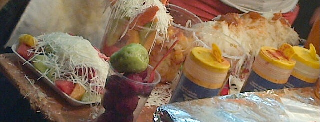Plaza San Juan is one of Food.