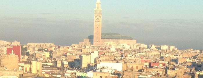 Hyatt Regency Casablanca is one of Ersinさんのお気に入りスポット.