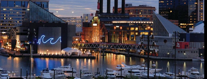 Four Seasons Hotel Baltimore is one of Hotels.