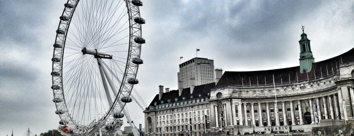 The London Eye is one of Europe trip 2013.