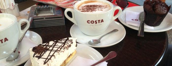 Costa Coffee is one of Vlad'ın Beğendiği Mekanlar.