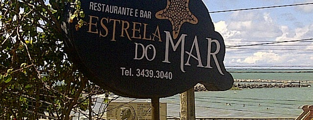Restaurante Estrela do Mar is one of Bares.