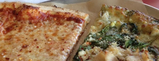 Vics Pizzeria is one of Olympia Vegan Spots.