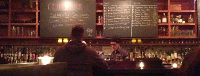 Dram is one of Whisky Bars @ NYC & Boston.