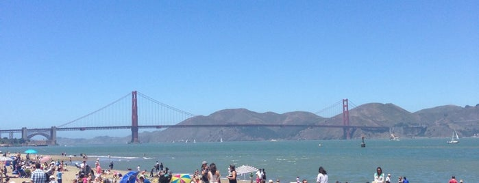 East Beach is one of San Francisco Bay.