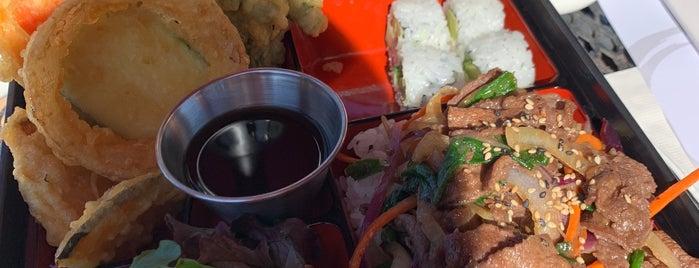 OHYA Sushi, Korean Grill & Bar is one of Best Korean Restaurants in Phoenix.