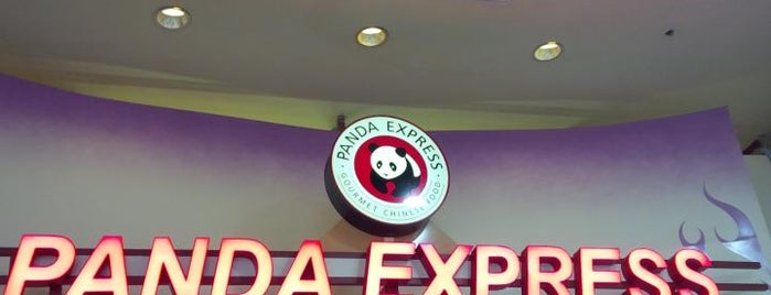 Panda Express is one of Favorite Food.