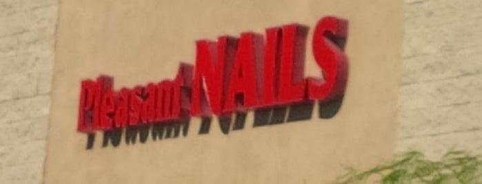 Pleasant Nails is one of Summer'in Beğendiği Mekanlar.