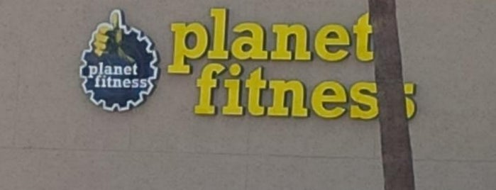 Planet Fitness is one of Lugares favoritos de Andy.