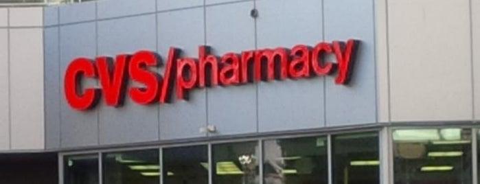 CVS pharmacy is one of Ryan : понравившиеся места.