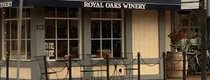 Royal Oaks Winery is one of Solvang List.