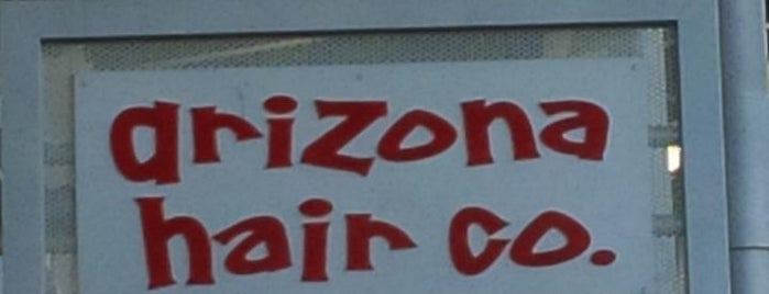 Arizona Hair Co is one of Arizona Frequent.