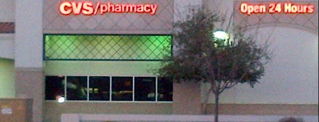 CVS pharmacy is one of Cylee 님이 좋아한 장소.