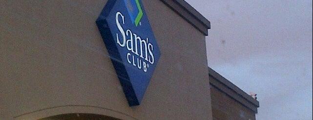Sam's Club is one of Locais curtidos por Kris.