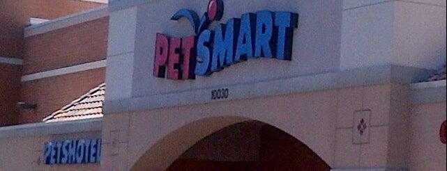 PetSmart is one of สถานที่ที่ Geoffrey ถูกใจ.