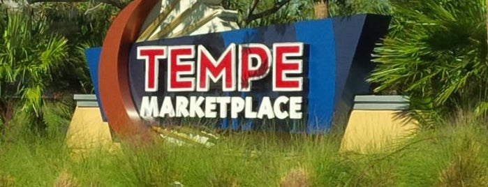 Tempe Marketplace is one of Best places in Arizona state.