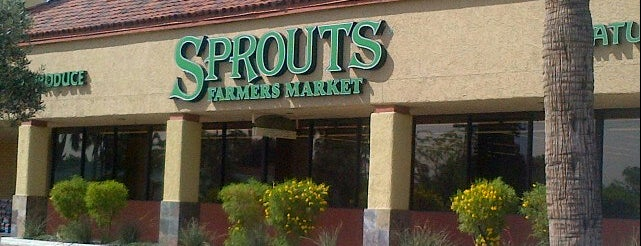Sprouts Farmers Market is one of Ryan : понравившиеся места.