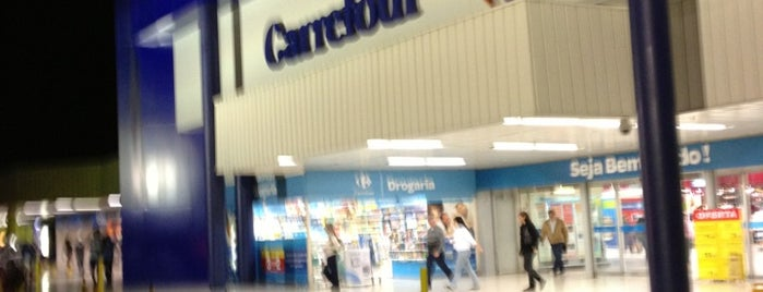 Carrefour is one of Fernando 님이 좋아한 장소.