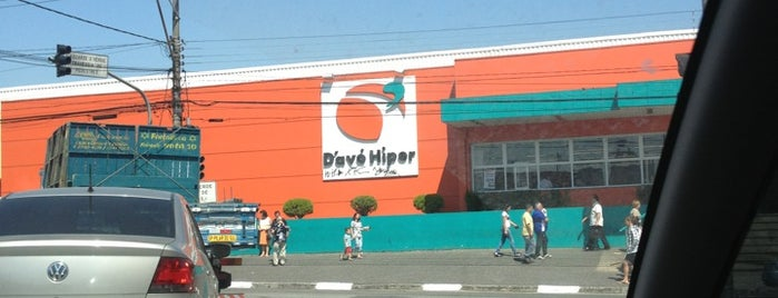 D'Avó Hiper is one of Locais curtidos por Cledson #timbetalab SDV.