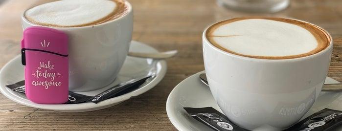 Caffè RITAZZA is one of B/ •work Cafe•.