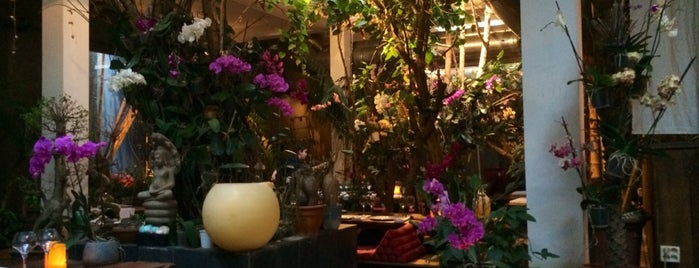 Indochine Ly Leap is one of Barcelona's romantic restaurants by TimeOut BCN.