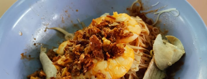 545 Whampoa Prawn Noodle is one of Micheenli Guide: Best of Singapore Hawker Food.
