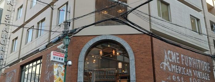 立花通り (オレンジストリート) is one of 大阪なTodo-List.