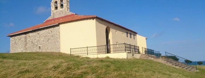 Ermita Virgen del Mar is one of De turismo por Cantabria.
