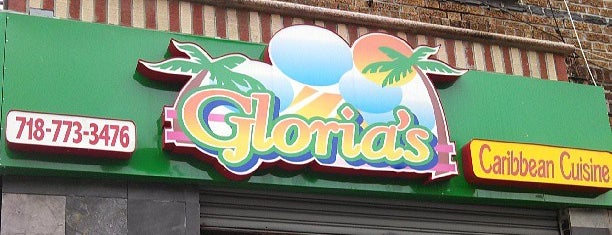 Gloria's Caribbean Cuisine is one of Best Places in NYC.