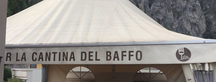 La Cantina del Baffo is one of Italy.