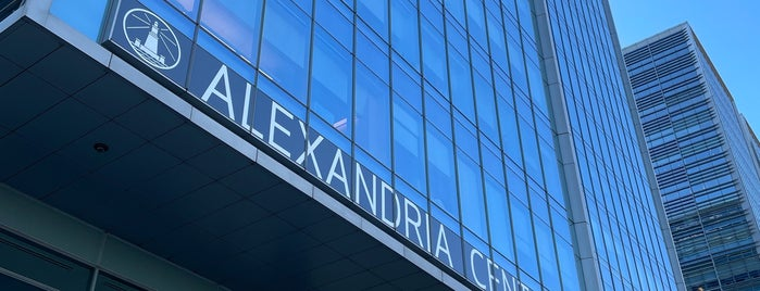 Alexandria Center For Life Sciences is one of l collected lvl up venue of my dear 4SQ Friends..