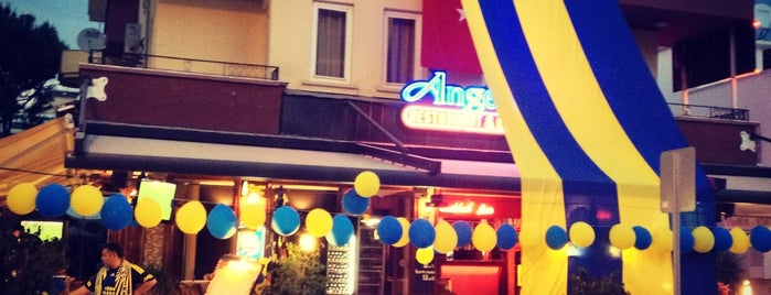 Angels Restaurant & Bar is one of Marmaris.