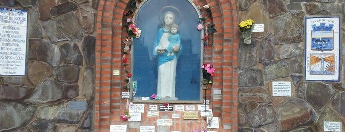 Ermita candelaria is one of Locais curtidos por Alberto.