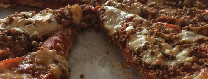 Bernie's Pizza is one of Num Num Num.