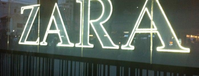 ZARA is one of Singapore Leisure.